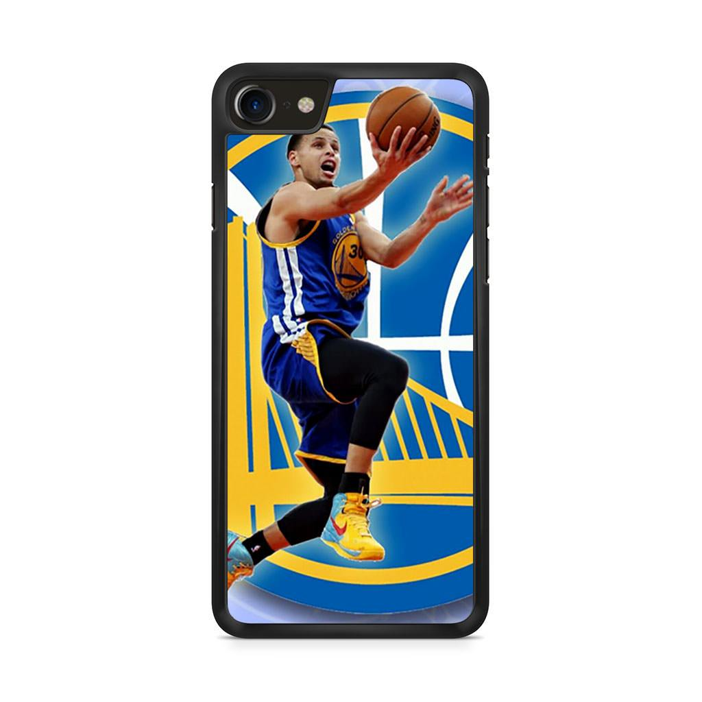 low cost d092f 2554b Stephen Curry Golden State Warriors iPhone 8 case – minimerch