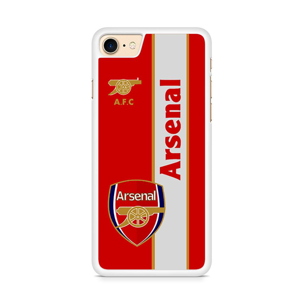 Arsenal FC iPhone 8 case