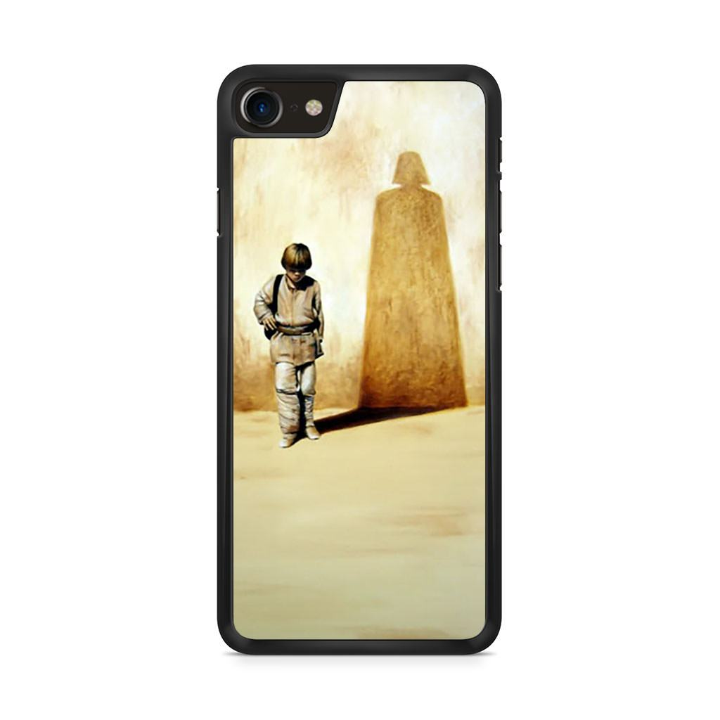 Anakin Skywalker Kid Darth Vader iPhone 8 case
