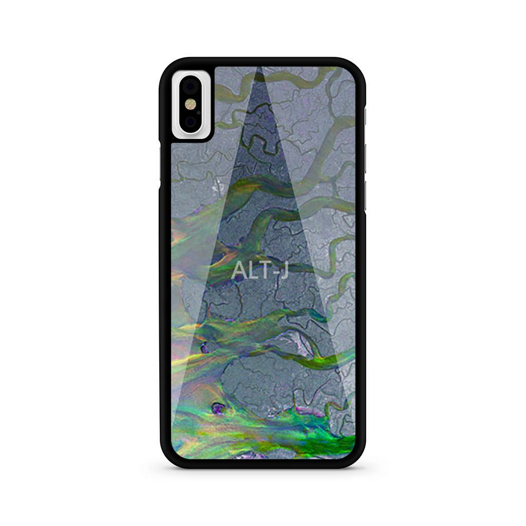 Alt J An Awesome Wave iPhone X case