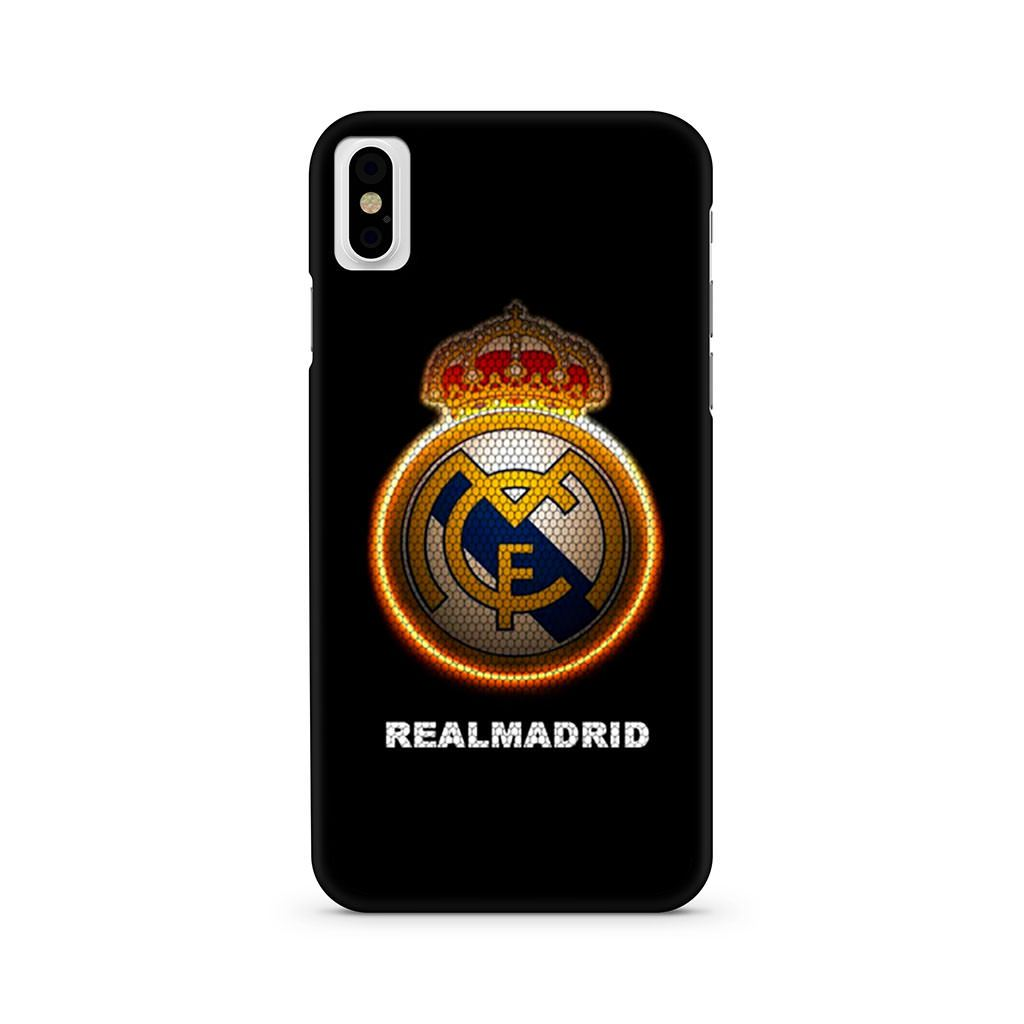 Real Madrid Fc iPhone X case