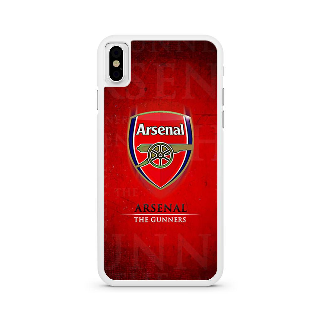 Arsenal Fc iPhone X case