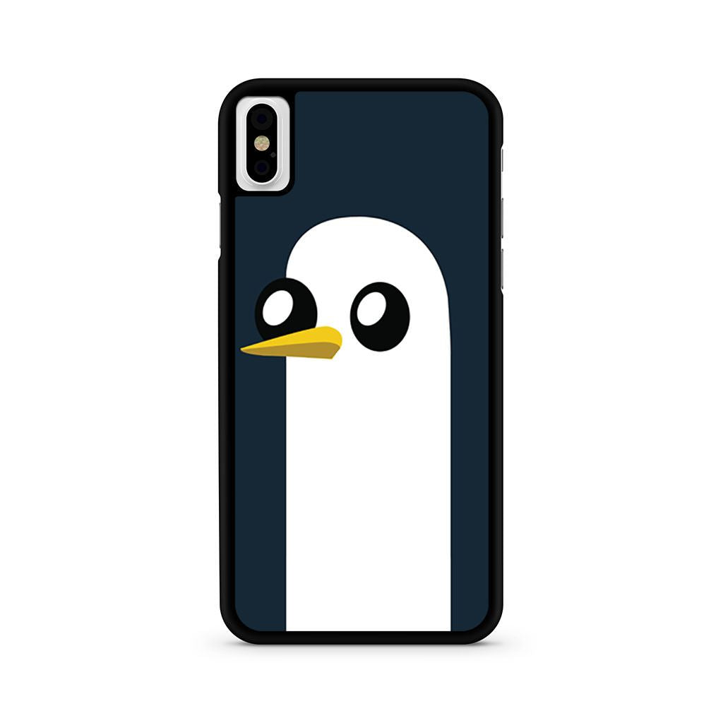 Adventure Time Gunter iPhone X case