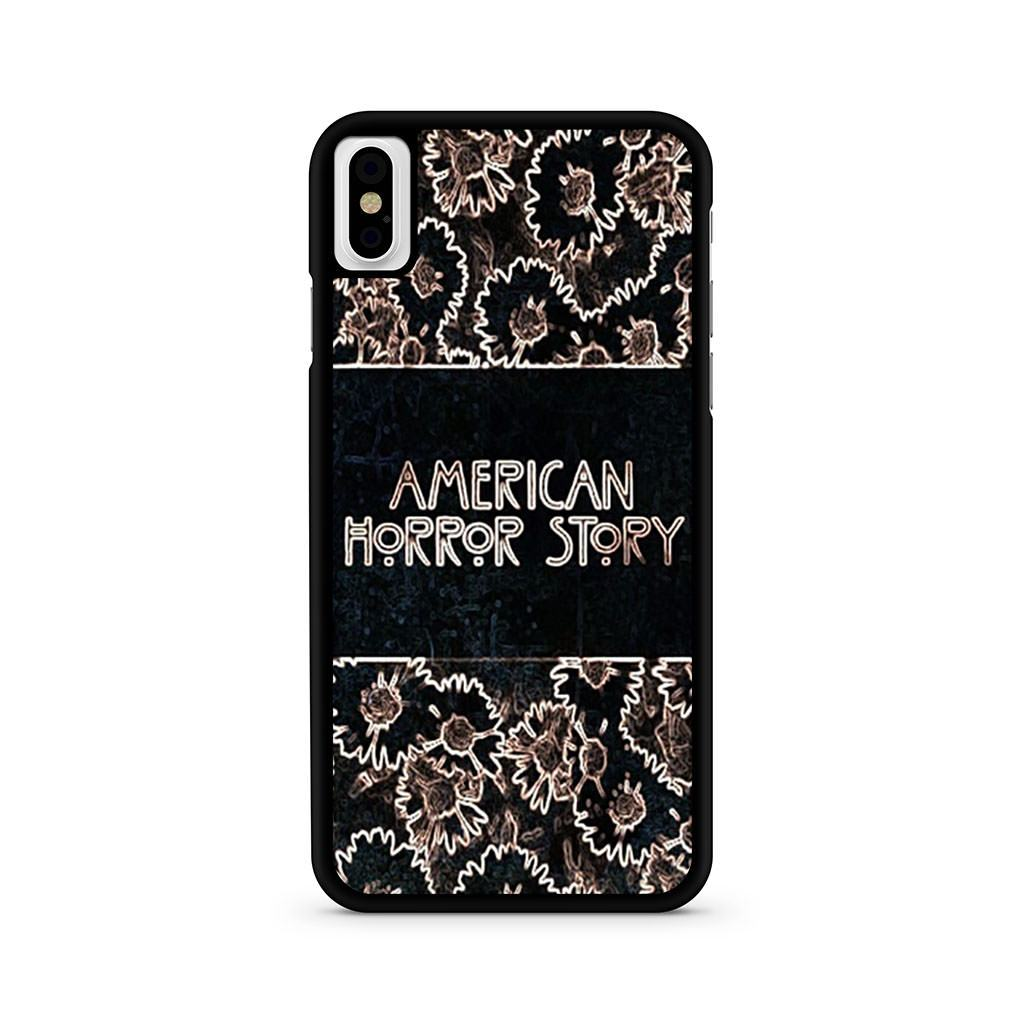 American Horror Story Hotel iPhone X case