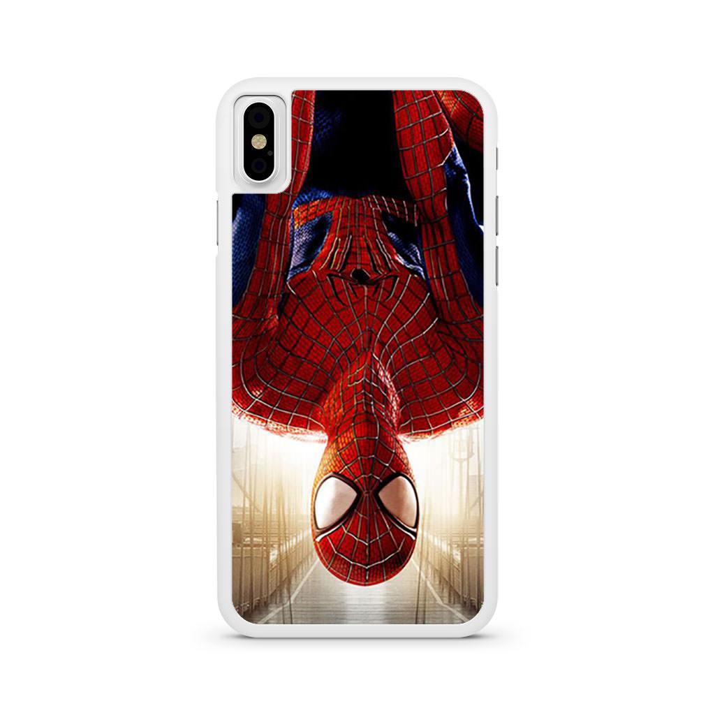 Amazing Spider Man 2 Game Poster iPhone X case