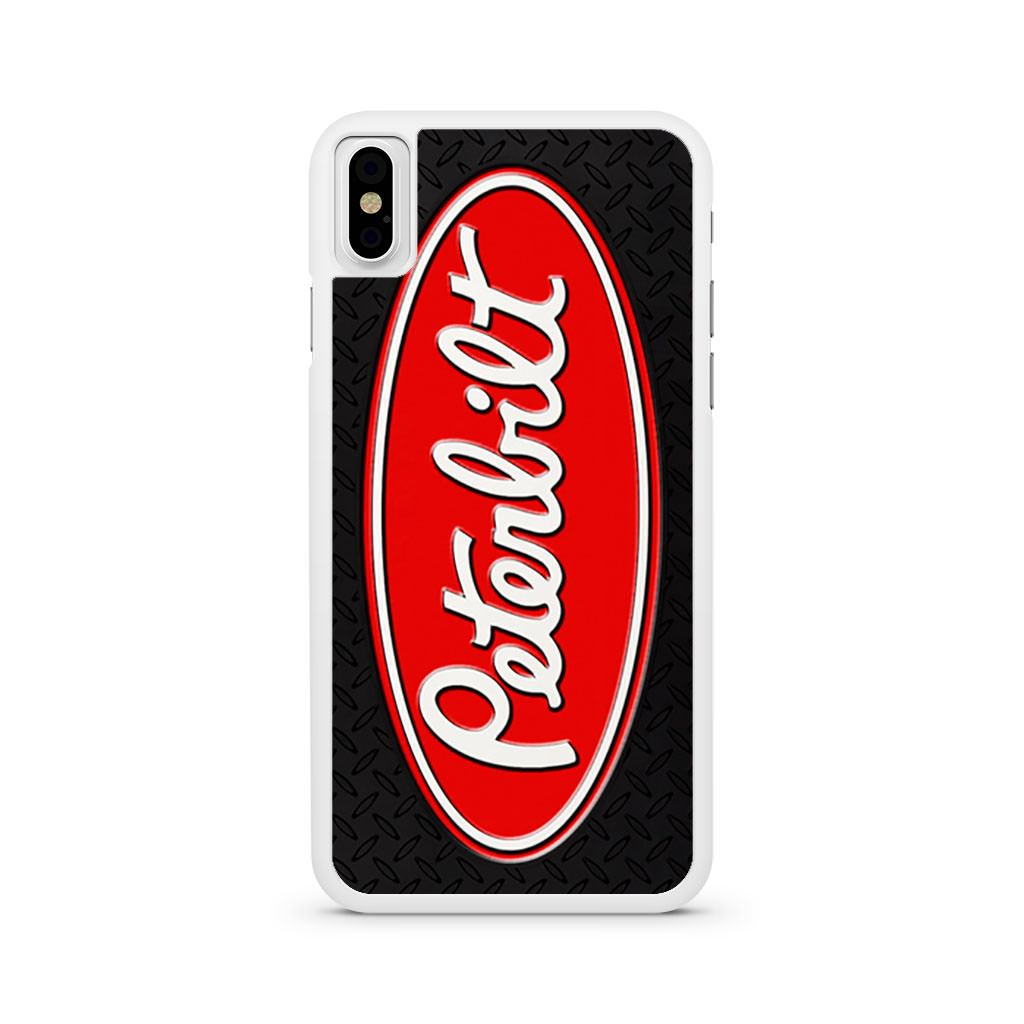 Peterbilt iPhone X case