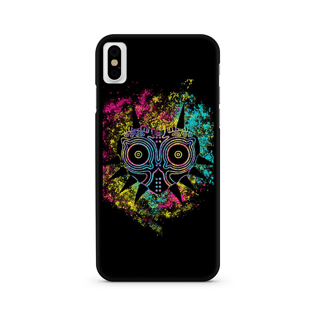 Zelda Majora's Mask iPhone X case