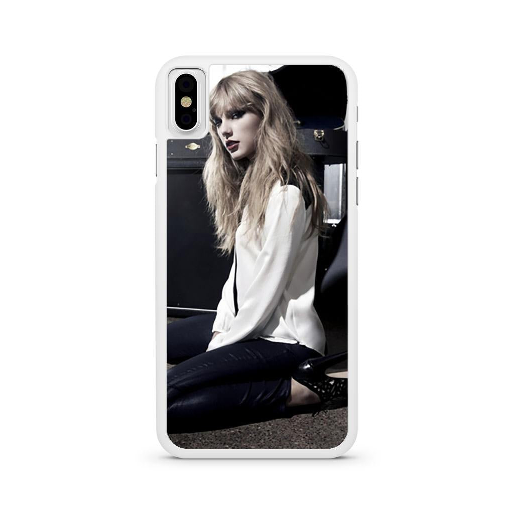 8 Hours Taylor Swift Nigel Barker Photoshoot iPhone X case