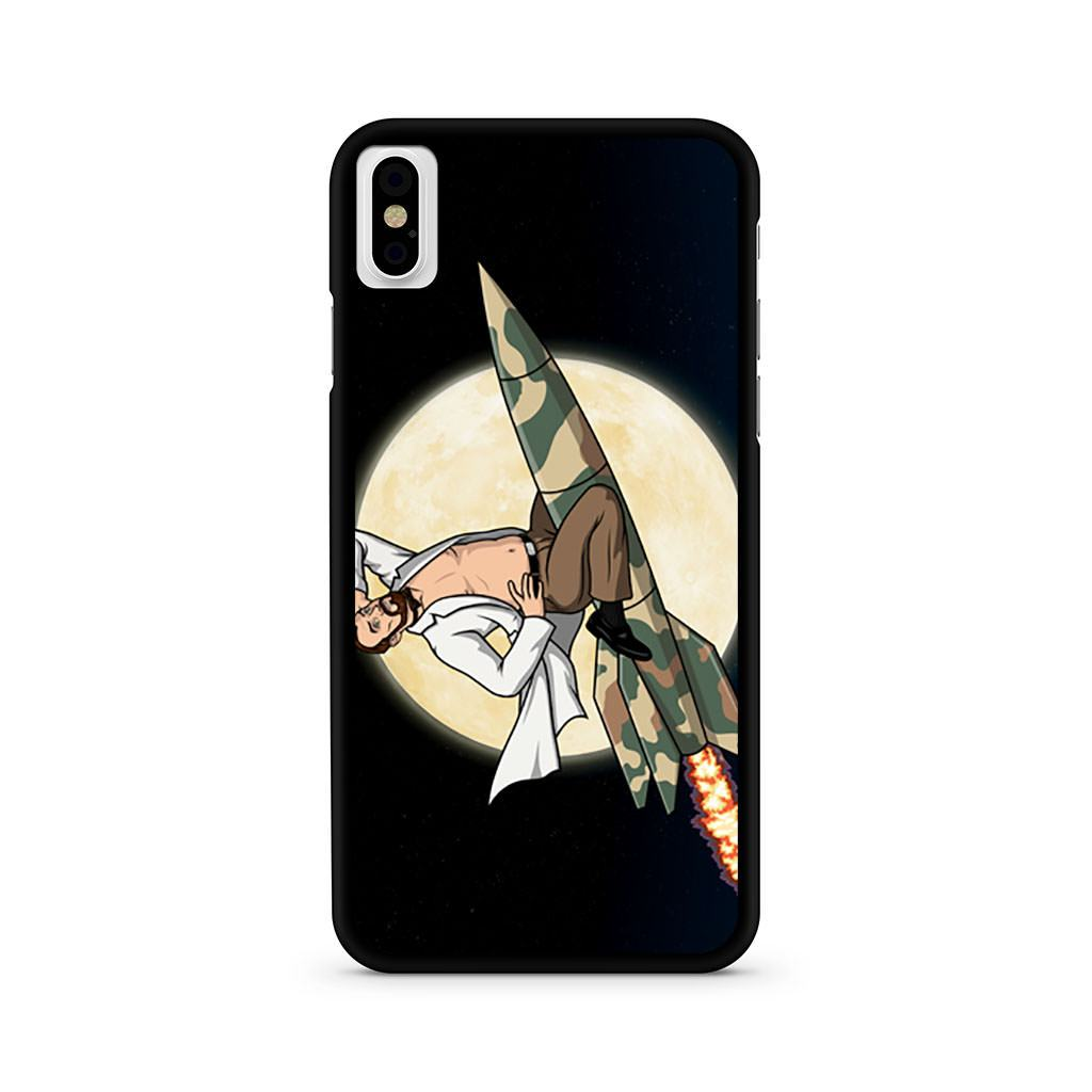 Archer Algernop Krieger iPhone X case