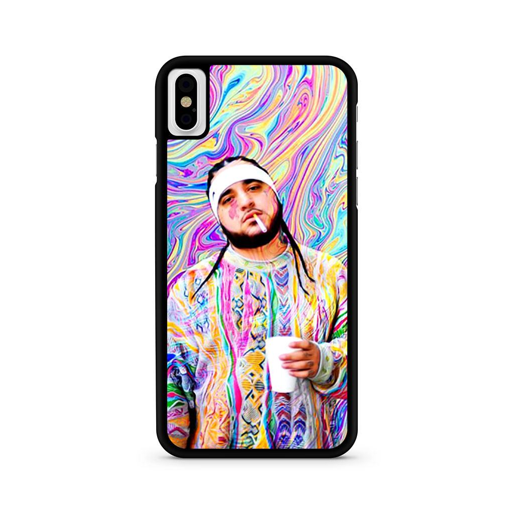 Asap Yams iPhone X case
