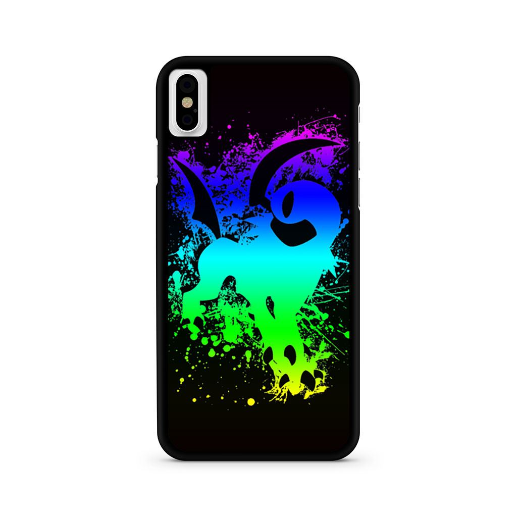 Absol Pokemon iPhone X case