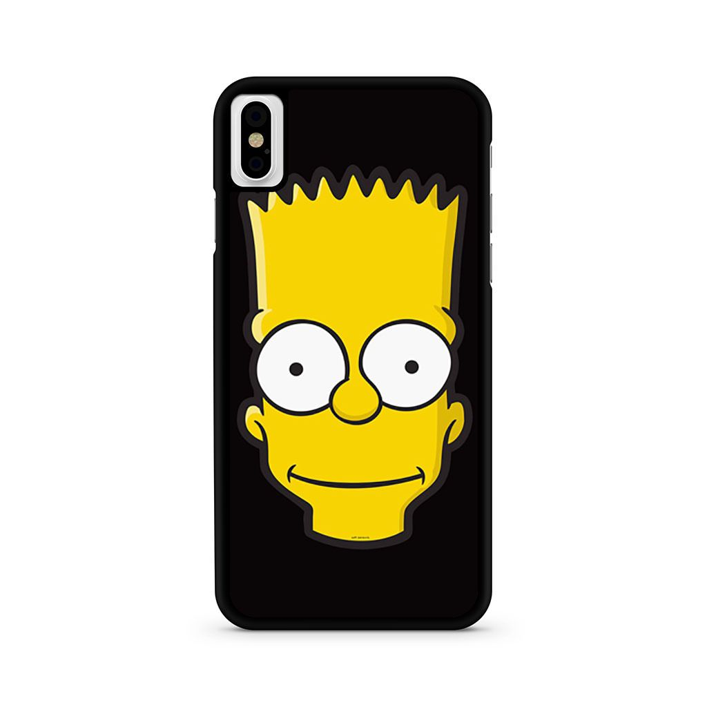 Bart Simpson iPhone X case