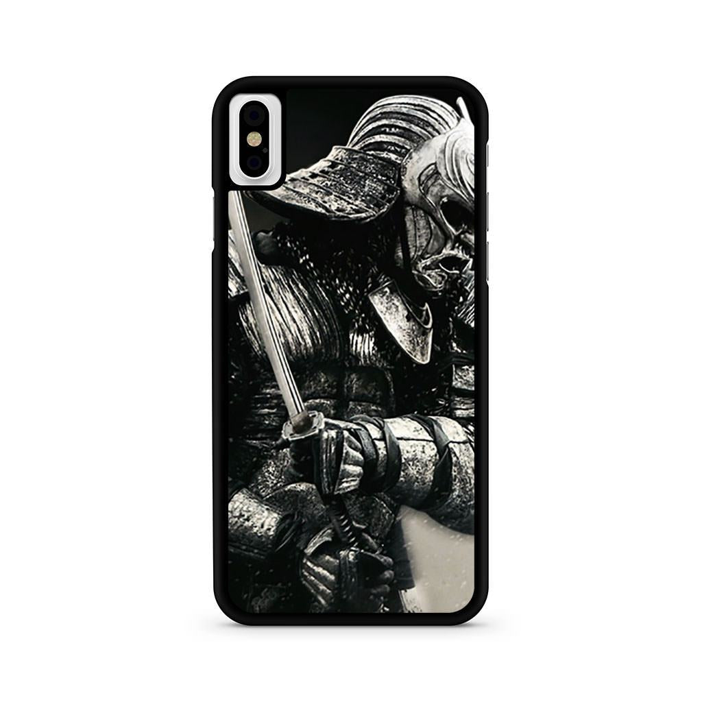 47 Ronin Samurai iPhone X case