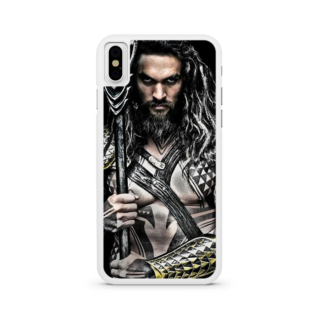 Aquaman Justice League iPhone X case