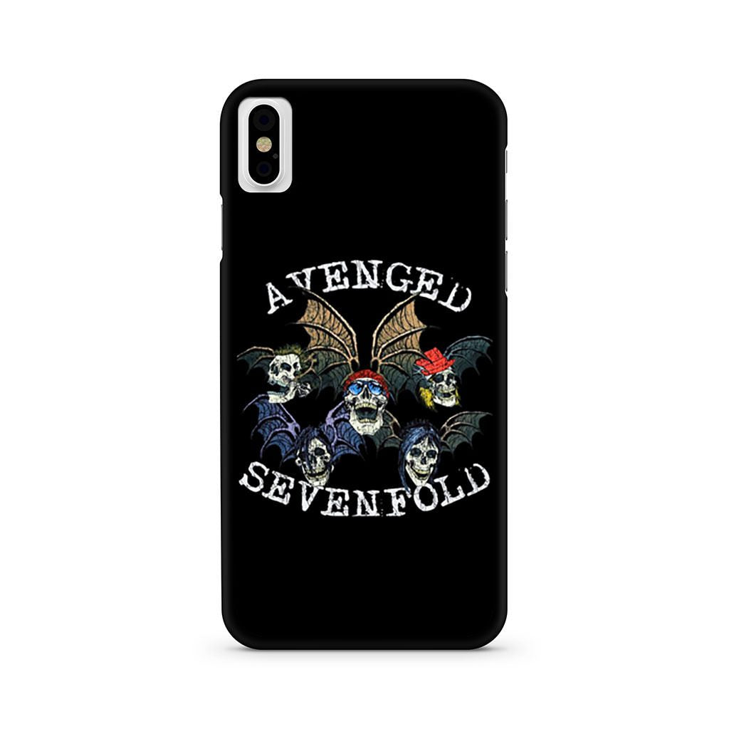 Avenged Sevenfold iPhone X case