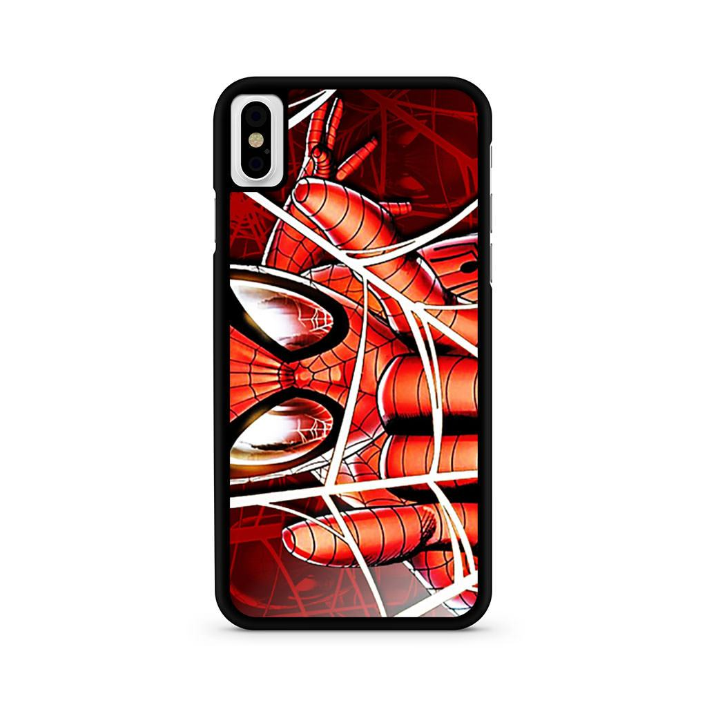 Amazing Spider-Man iPhone X case