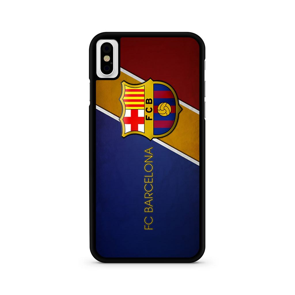 Barcelona Fc iPhone X case