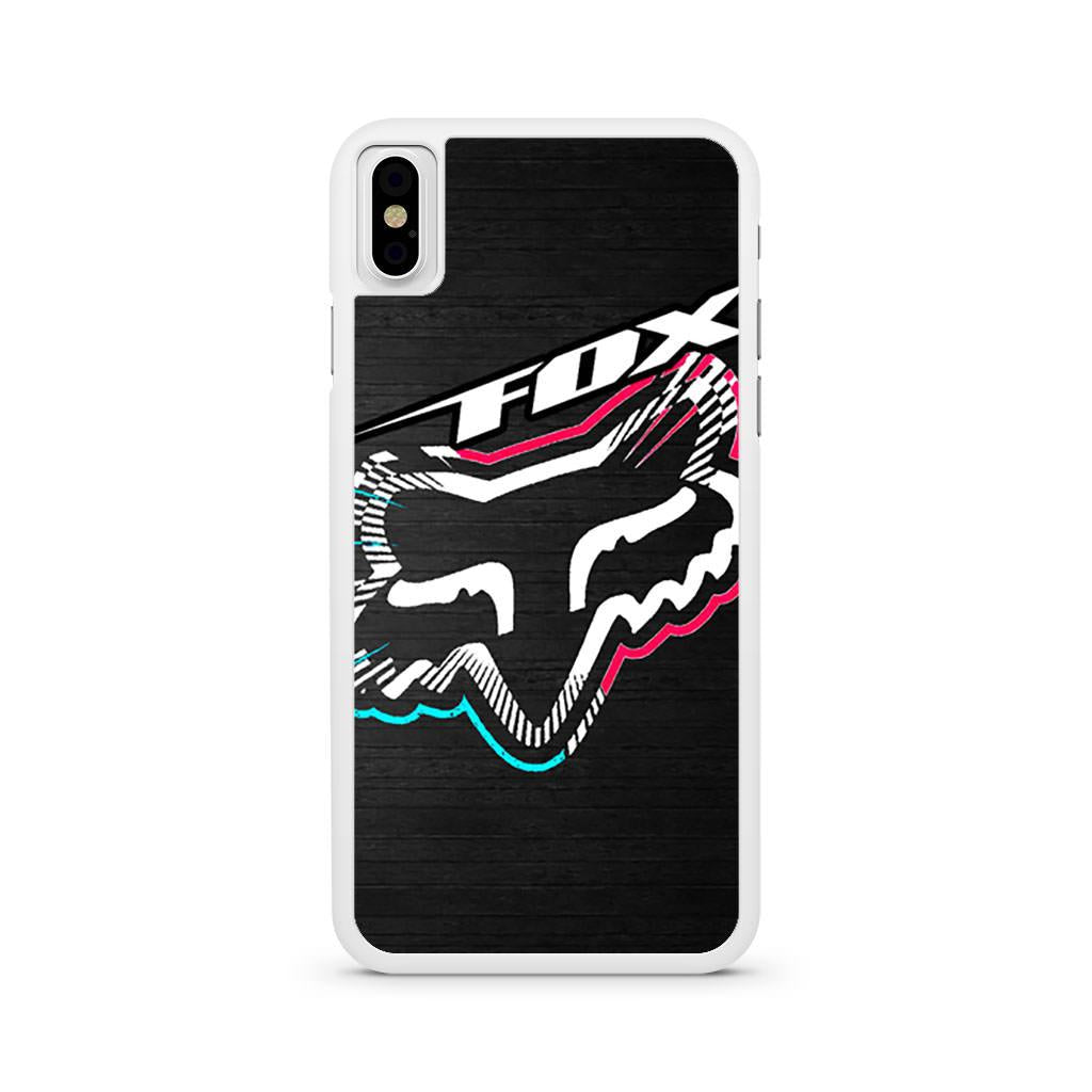 Fox Racing iPhone X case