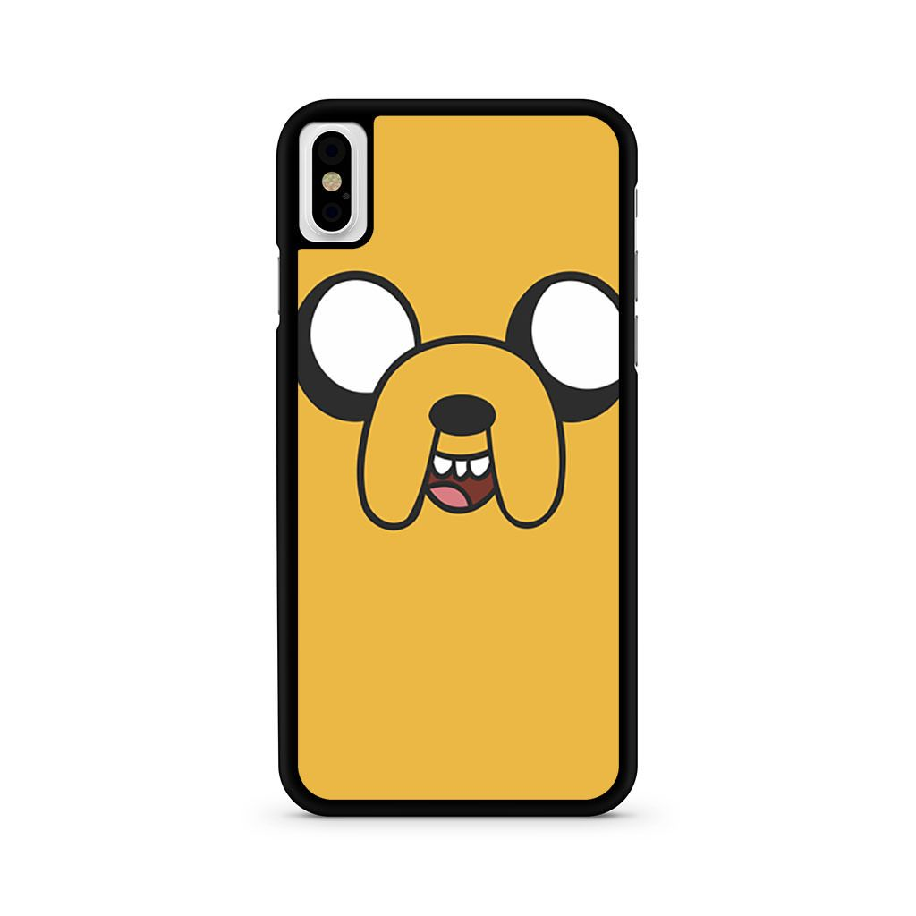 Adventure Time Jake The Dog iPhone X case