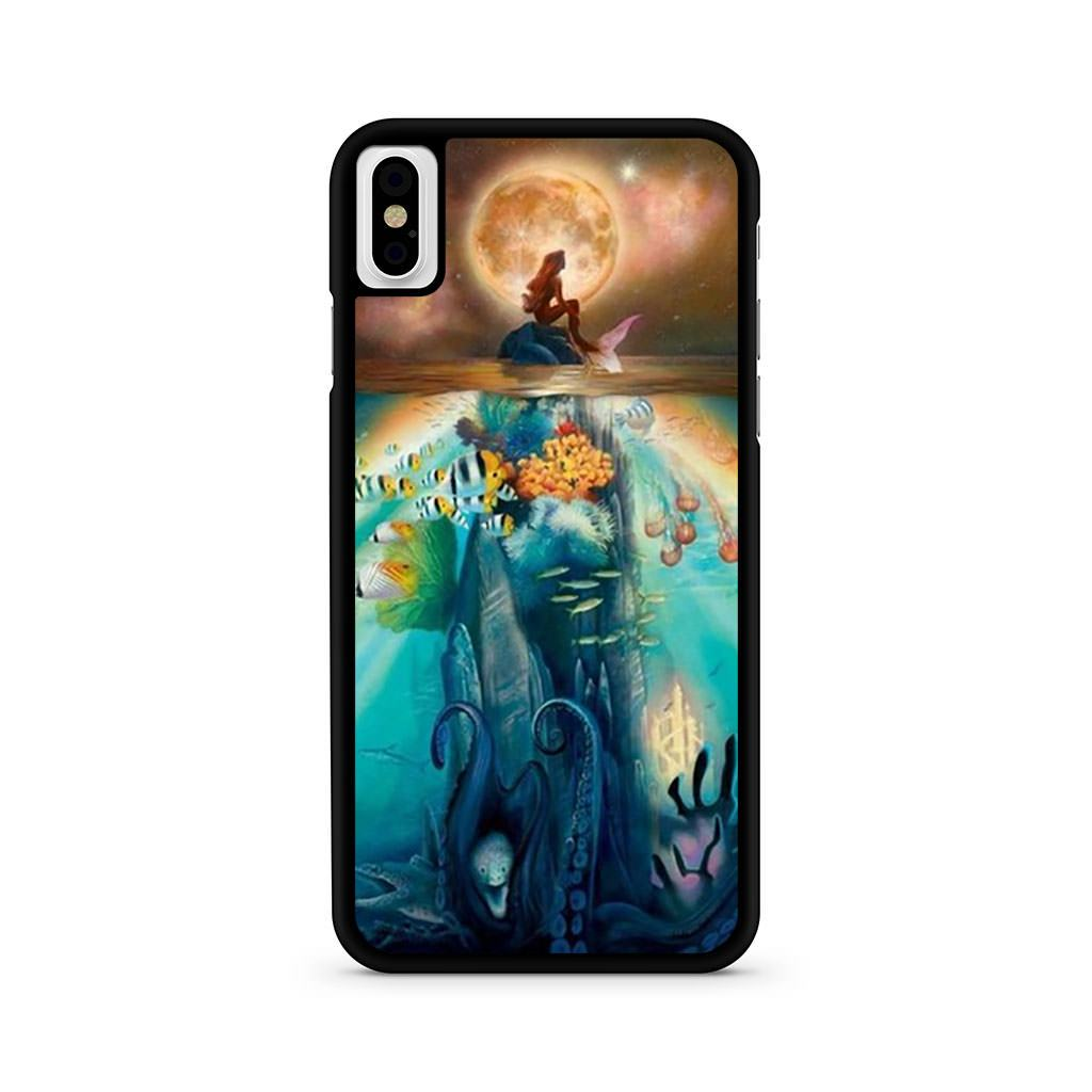 Ariel Little Mermaid iPhone X case