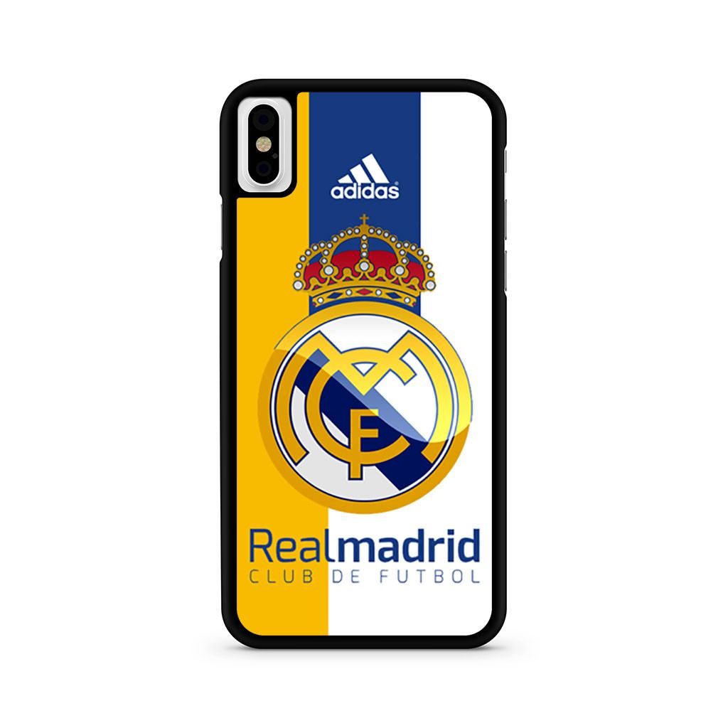 Adidas Real Madrid Fc iPhone X case