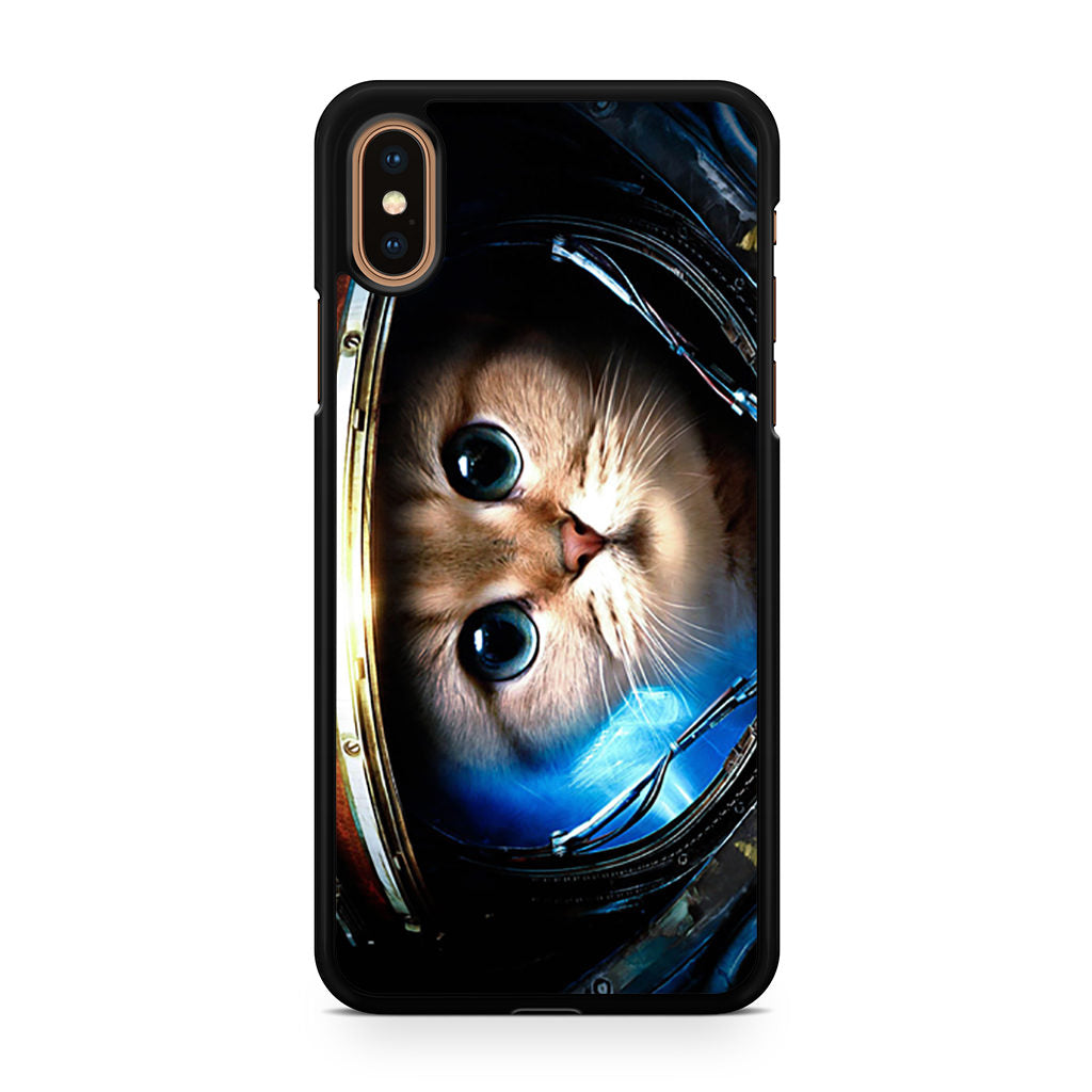 Astronaut Cat iPhone XS/XS Max case