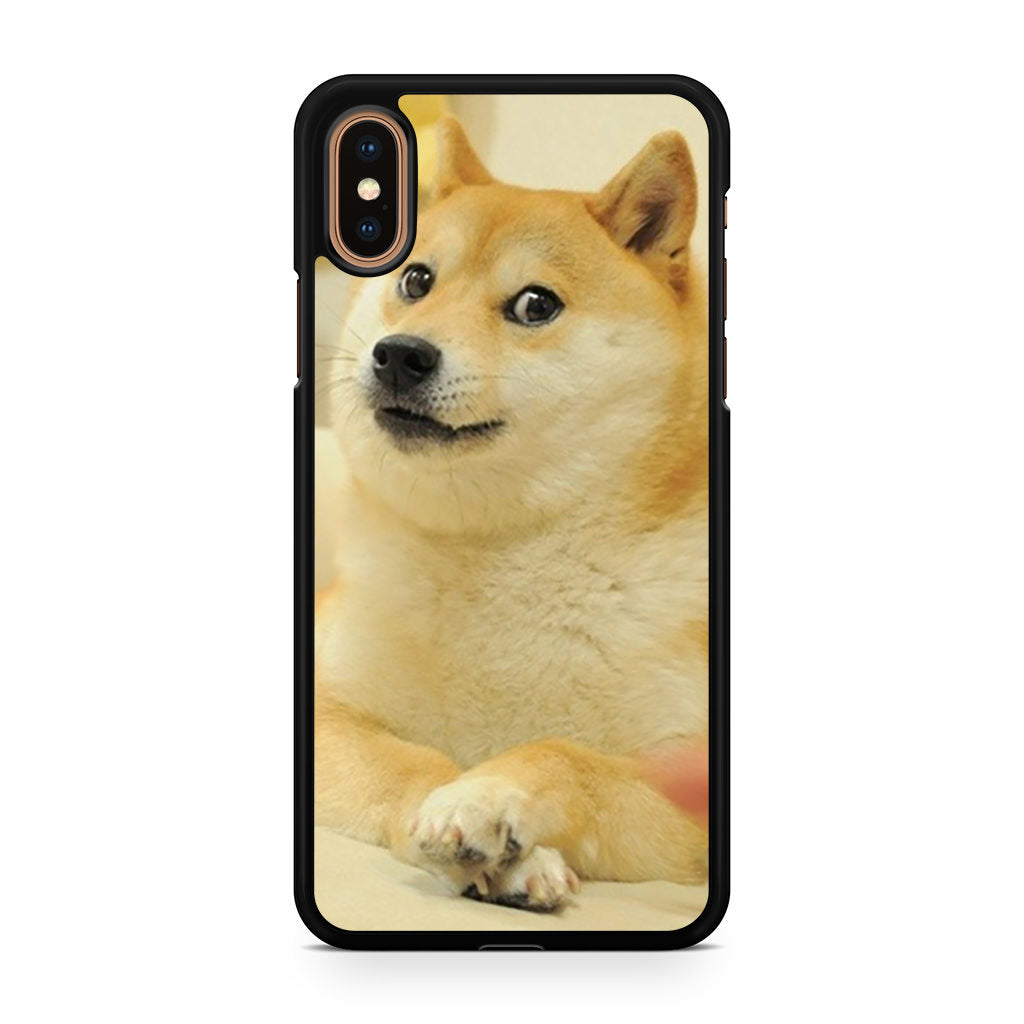 Shibe Doge iPhone XS/XS Max case