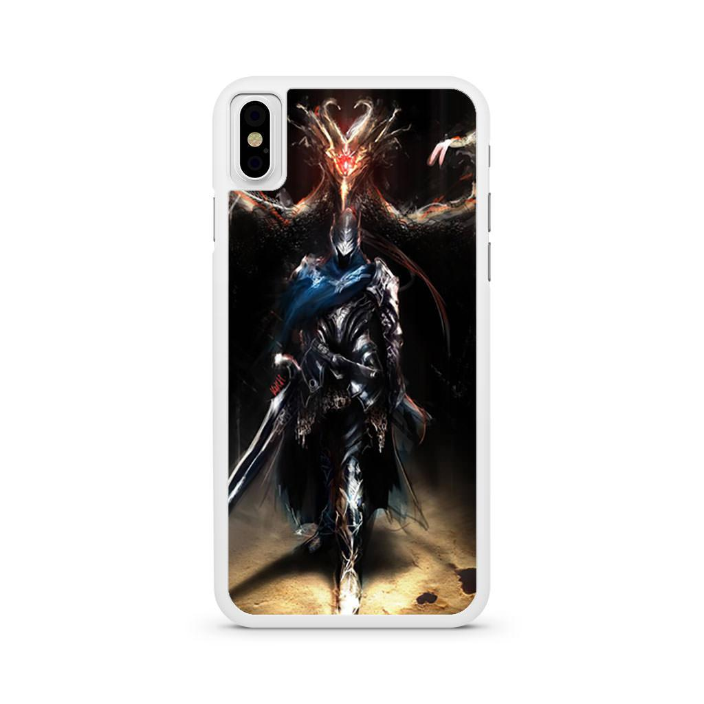Artorias of The Abyss iPhone X case