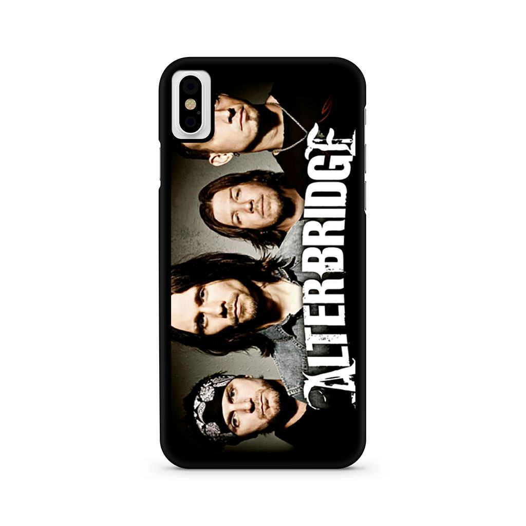 Alter Bridge iPhone X case