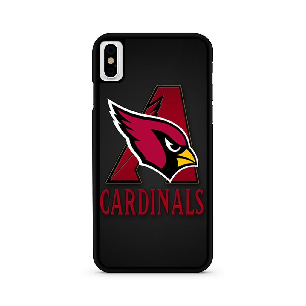 Arizona Cardinals iPhone X case