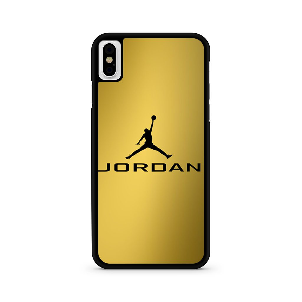 Air Jordan iPhone X case