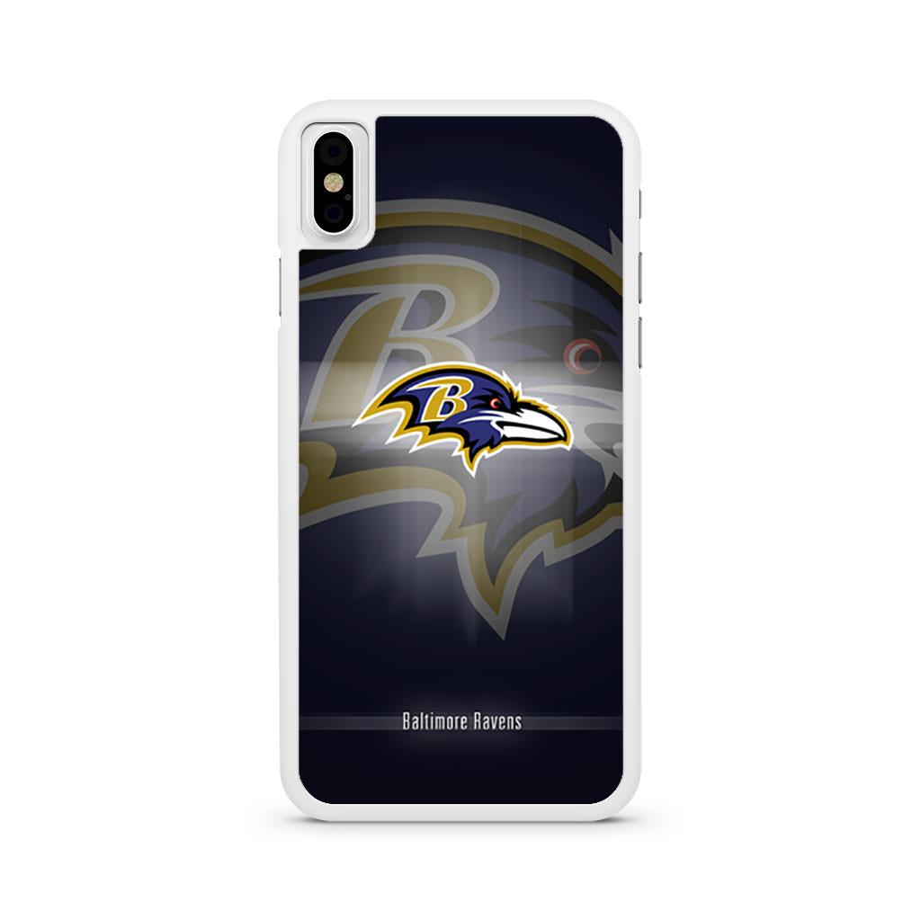 Baltimore Ravens iPhone X case
