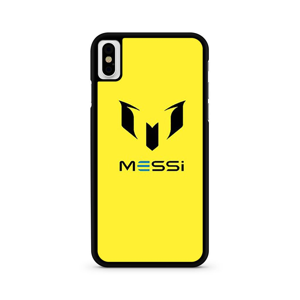 Adidas Leo Messi iPhone X case