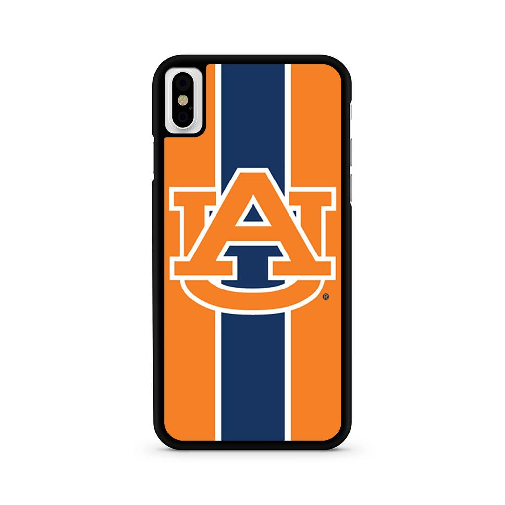 Auburn University iPhone X case