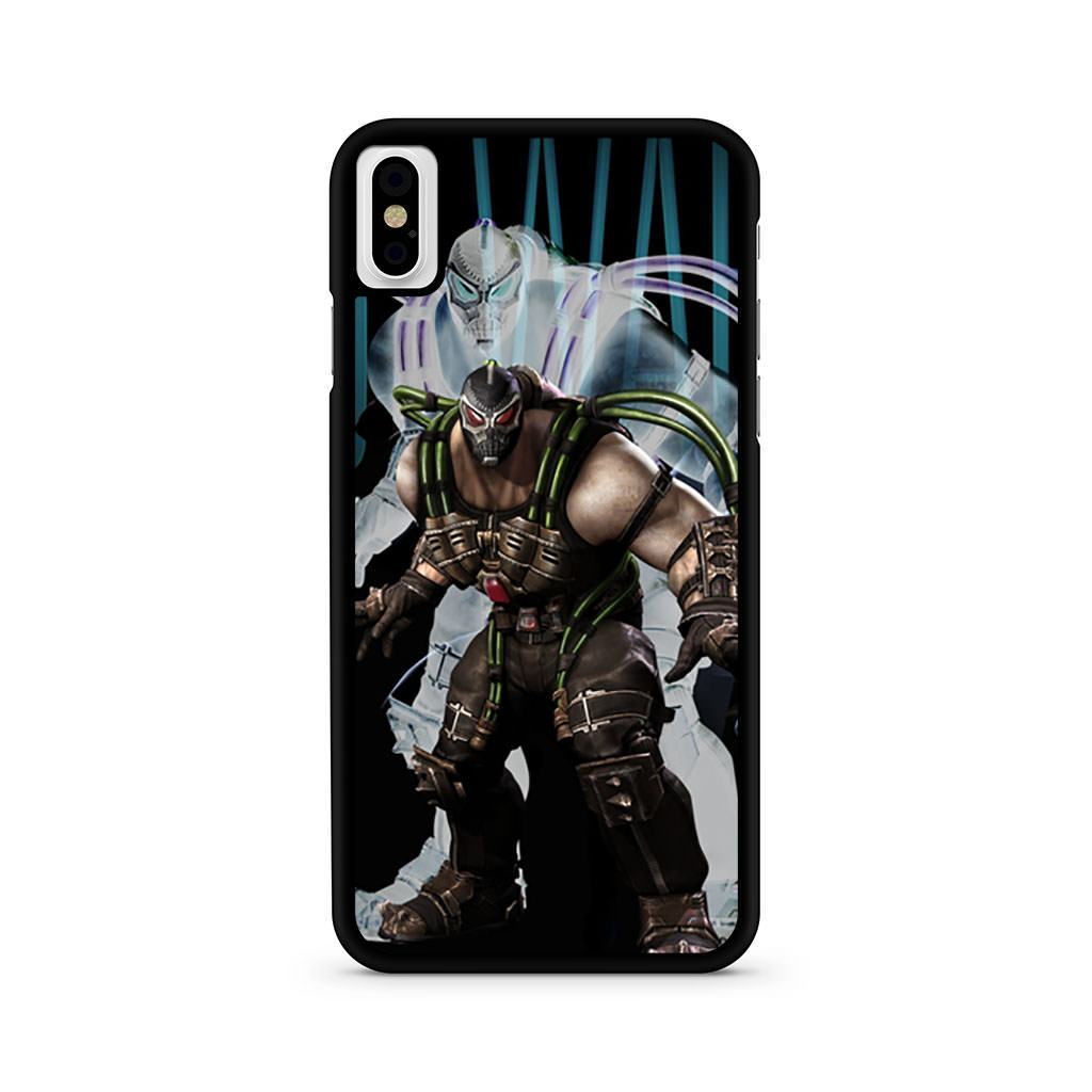 Bane Injustice Gods Among Us iPhone X case
