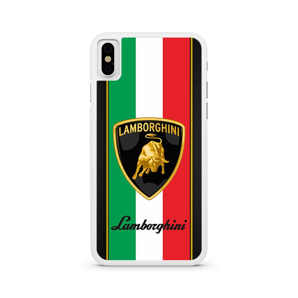 Automobili Lamborghini iPhone X case