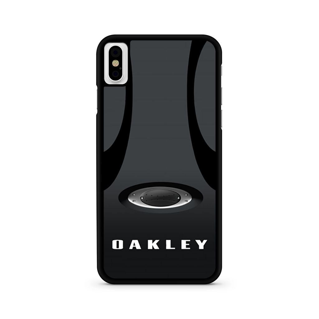 Oakley iPhone X case
