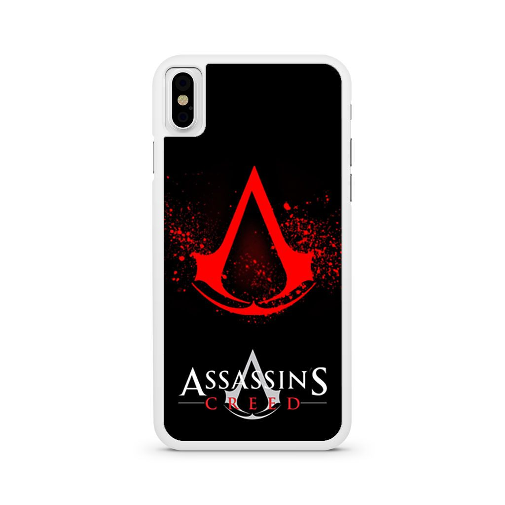 Assassins Creed iPhone X case