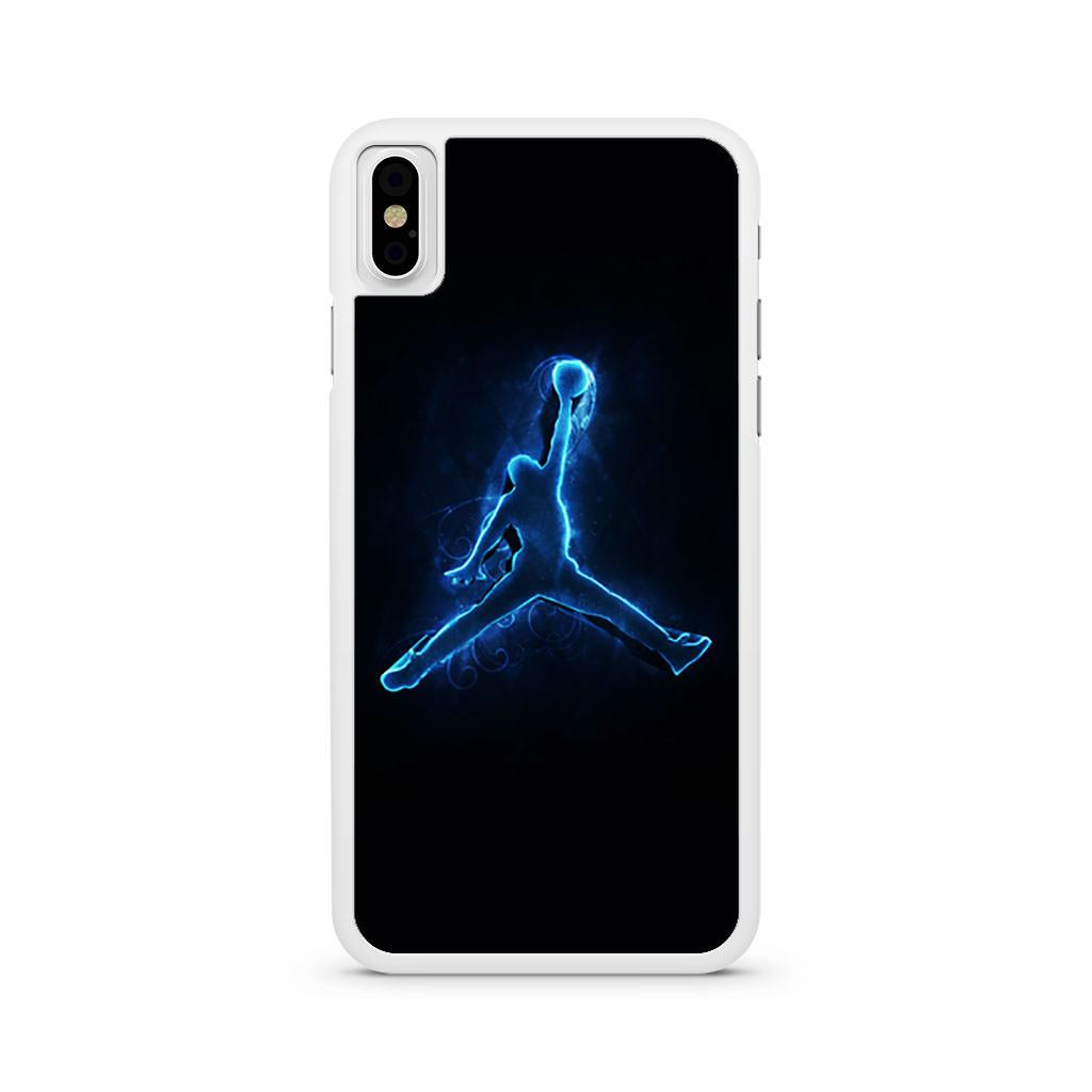 Air Jordan Jumpman iPhone X case