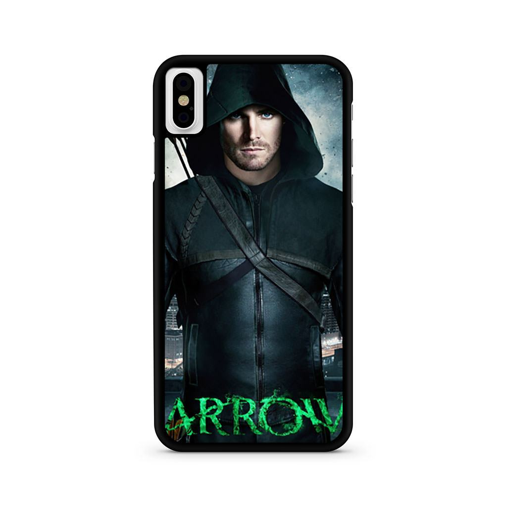 Arrow Stephen Amell iPhone X case