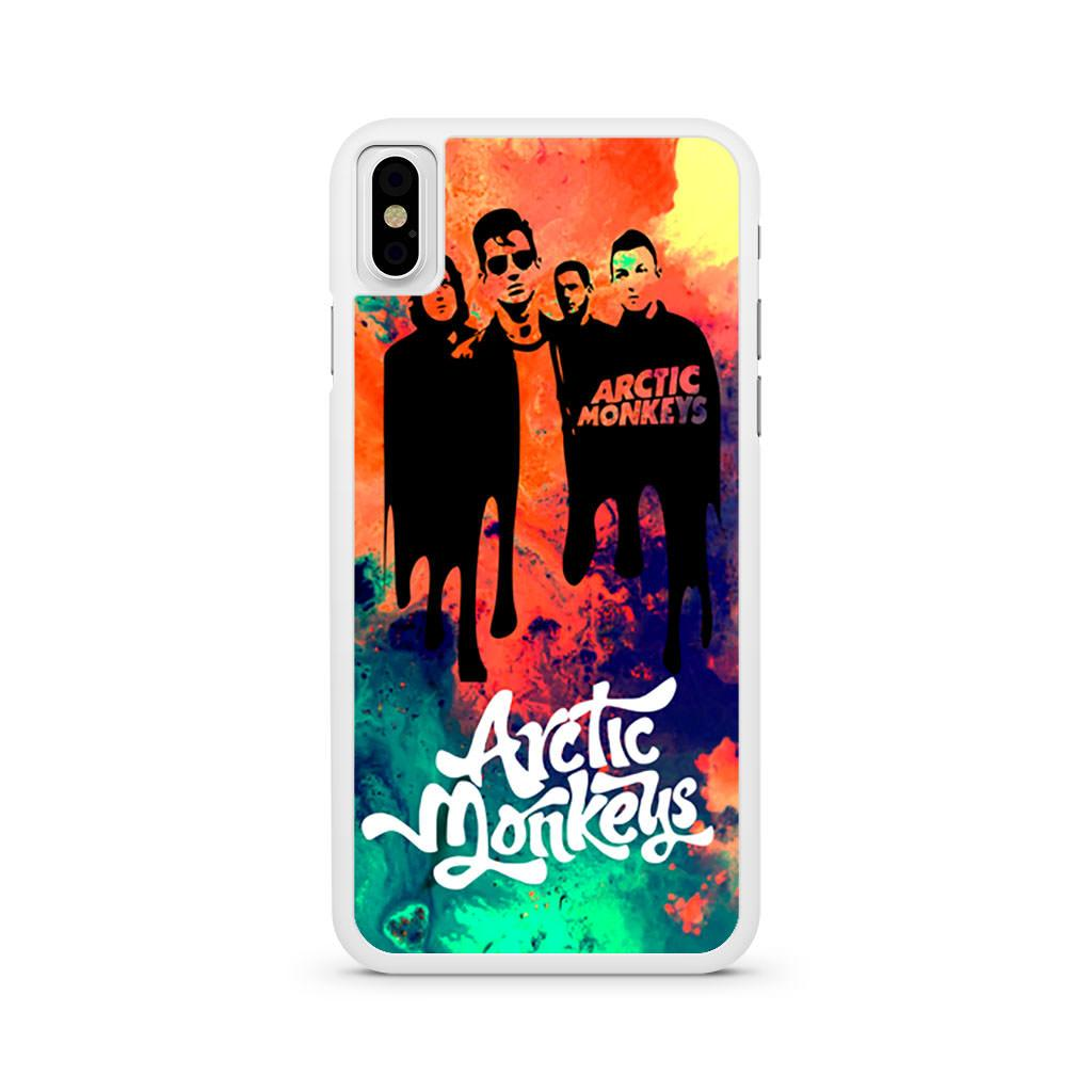 Arctic Monkeys iPhone X case