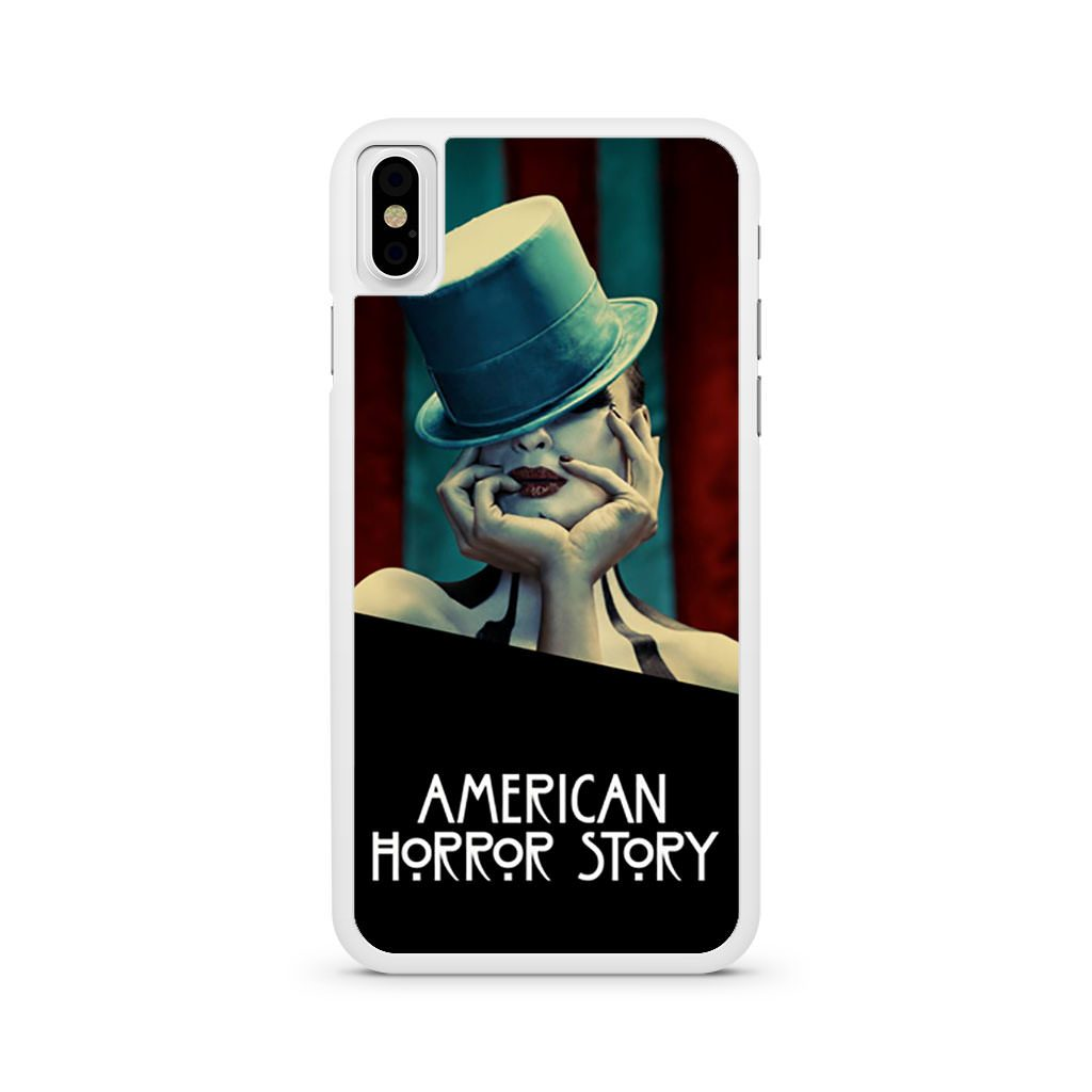 American Horror Story iPhone X case