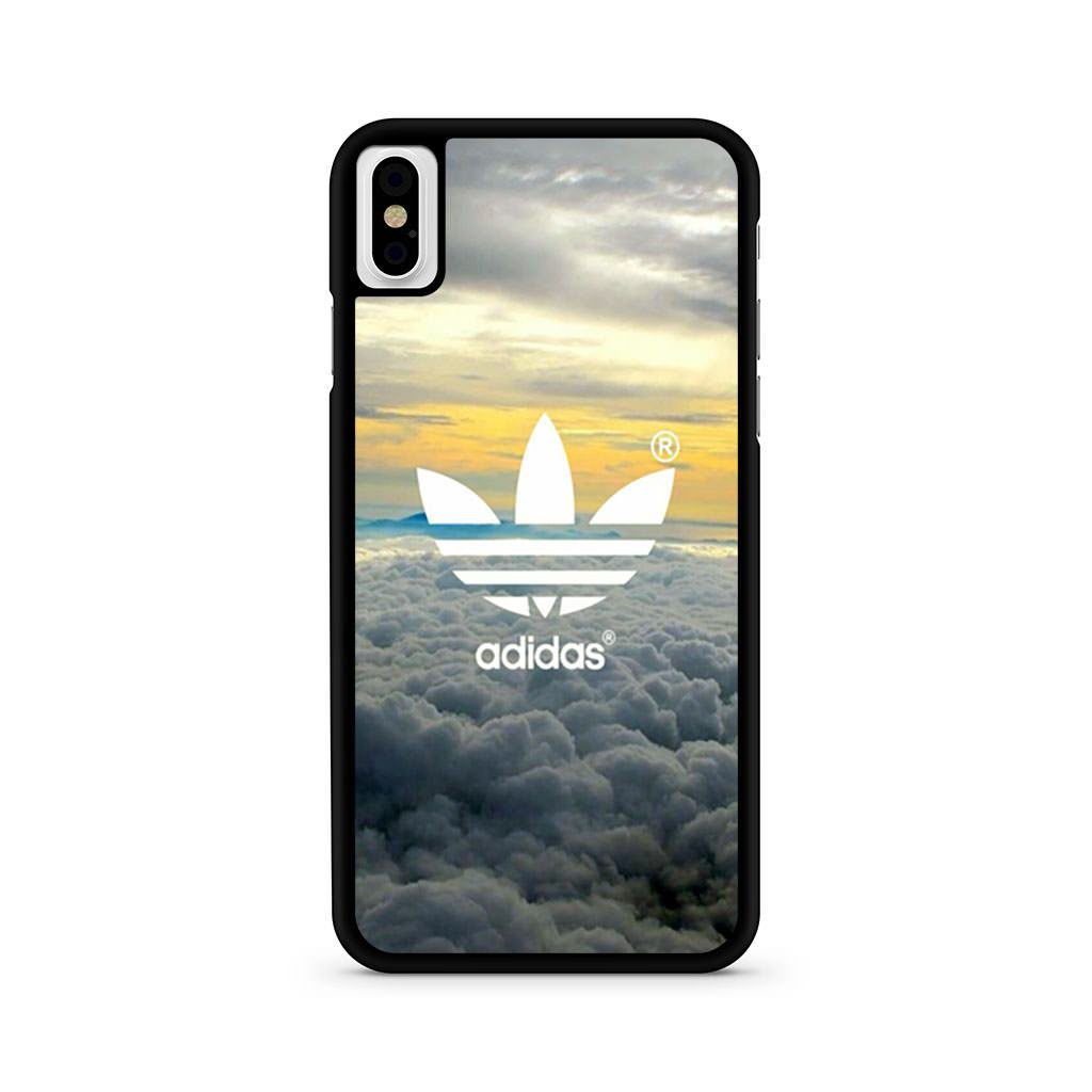Adidas Sky Afternoon iPhone X case