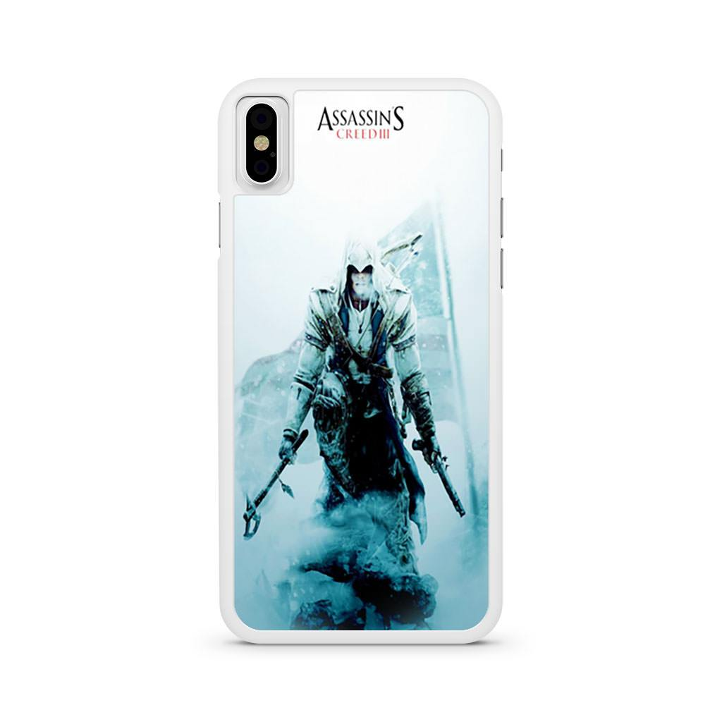 Assassin's Creed III iPhone X case