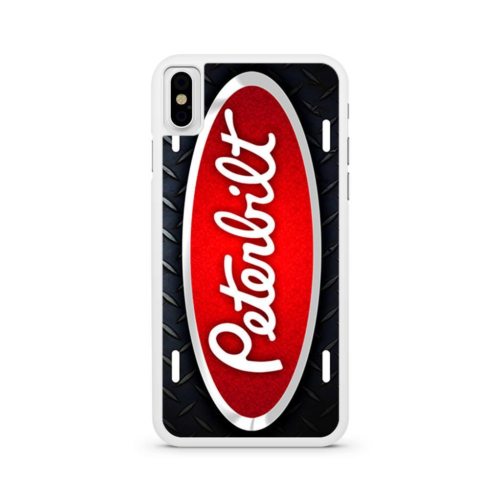 Peterbilt Logo iPhone X case