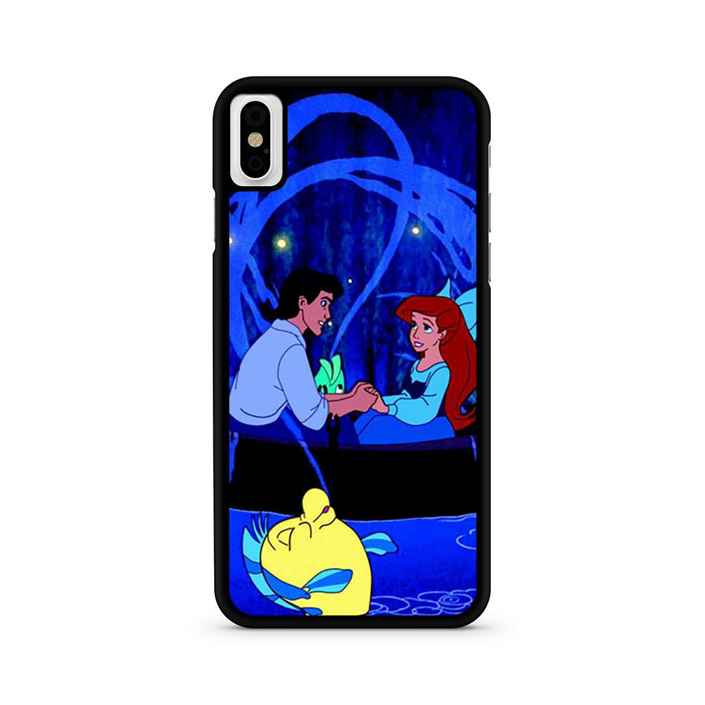 Ariel And Eric The Little Mermaid Disney iPhone X case