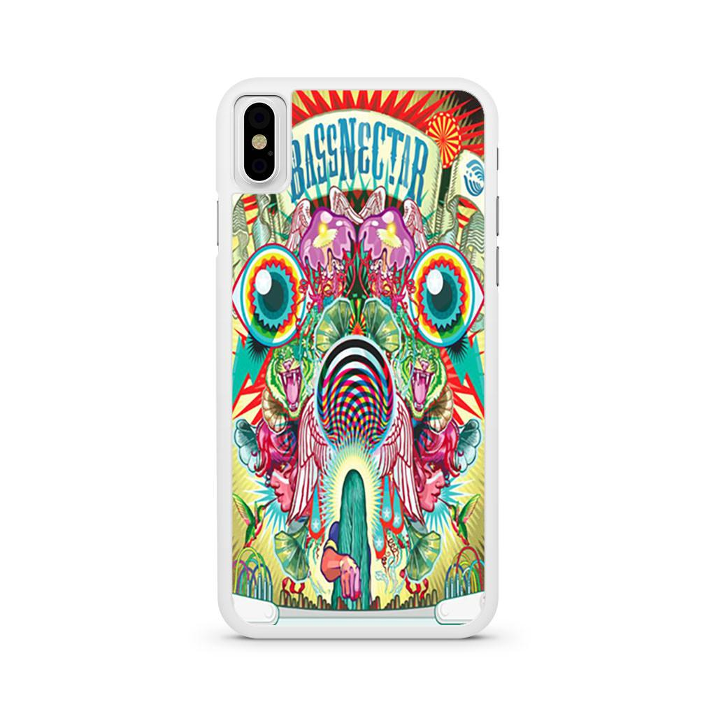 Bassnectar Posters iPhone X case