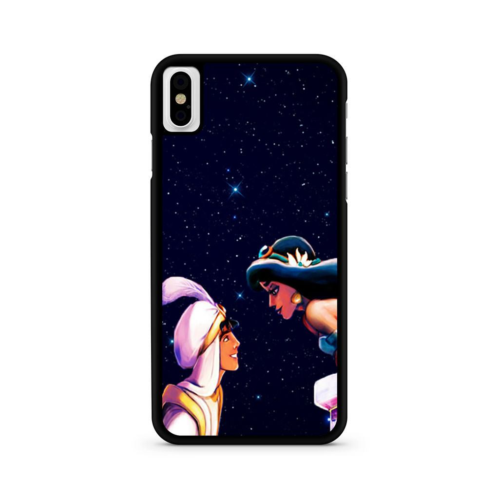 Jasmine And Aladdin iPhone X case