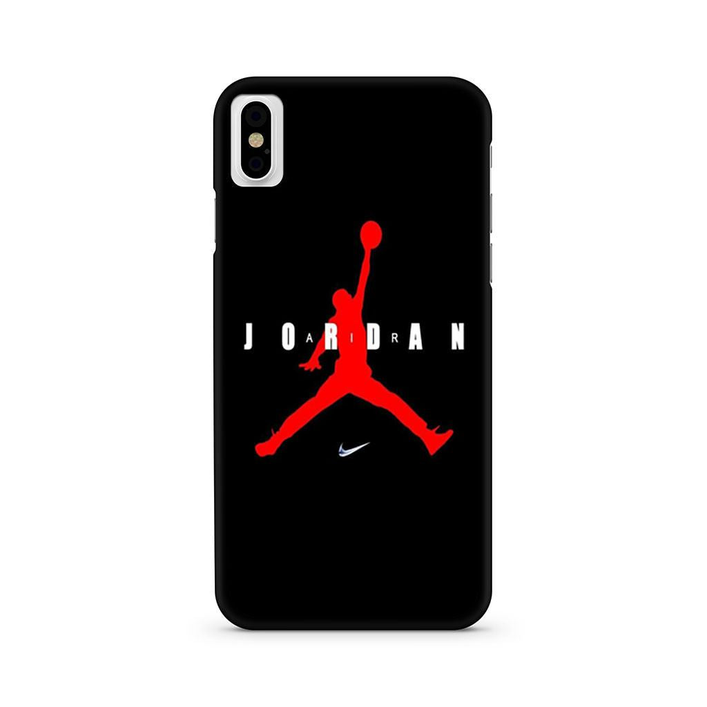 Nike Jordan Logo iPhone X case