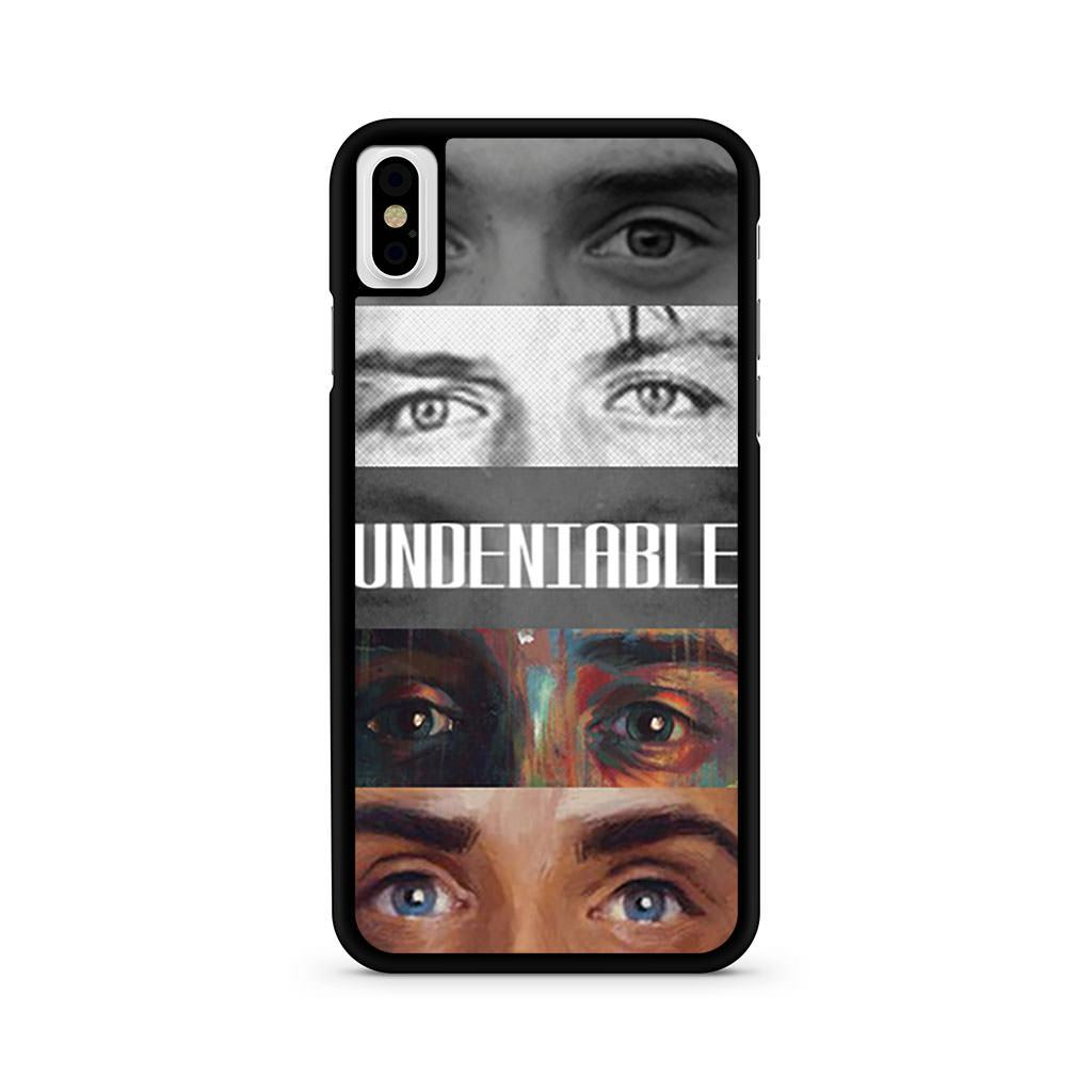 Logic Young Sinatra Undeniable iPhone X case